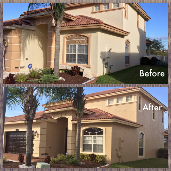 Miramar Exterior Painting Side