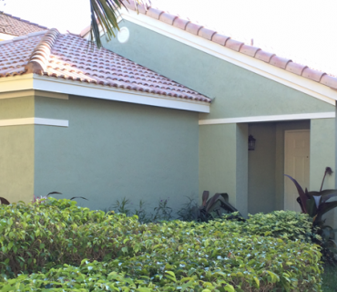 Weston FL Exterior Painting Project