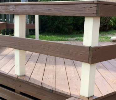 Cooper City, FL Wood Deck Stain Featured Image