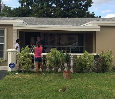 East Miramar FL Exterior House Painting